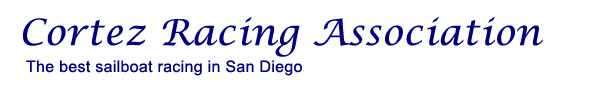 CRA - the best sailboat racing in San Diego